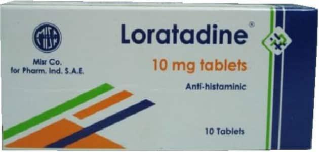 دواعى استعمال لوراتادين Loratadine وأهم التحذيرات
