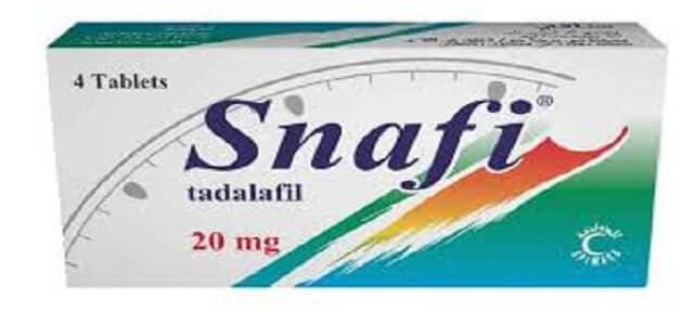 دواعي استعمال حبوب سنافى Snafi والآثار الجانبية