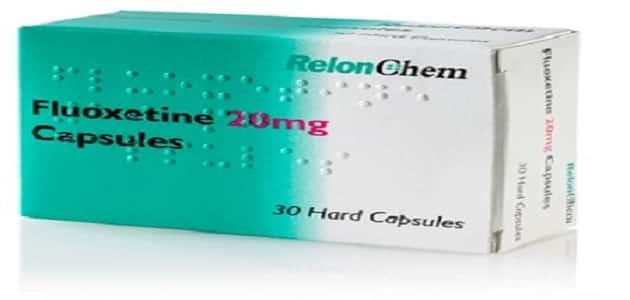 دواعي استعمال حبوب فلوكستين Fluoxetine والآثار الجانبية