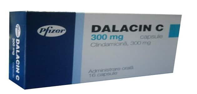 دواعي استعمال دالاسين Dalacin c الجرعة والآثار الجانبية