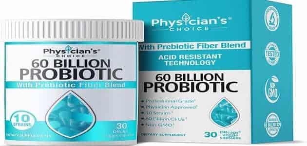 دواعي استعمال كبسولات البكتيريا النافعة Probiotics السعر والآثر الطبي