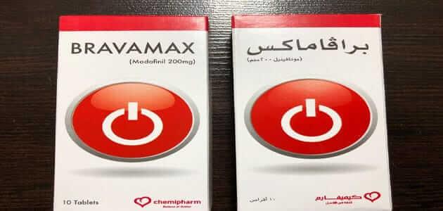 سعر دواء Bravamax دواعي الاستعمال والآثار الجانبية