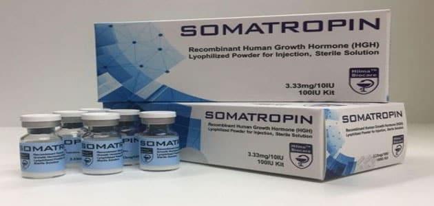 سعر ودواعي استعمال دواء سوماتروبين Somatropin والآثار الجانبية