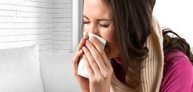 كيفية علاج البرد والرشح بدون دواء